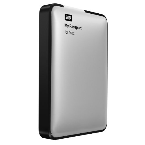 WD My Passport for Mac 2TB Portable External Hard Drive Storage USB 3.0  available at amazon for Rs.20299