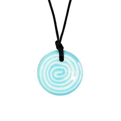 Button Anhänger–chewigem–Sensory Kauen Produkt Whirlpool (Care Special Tee)