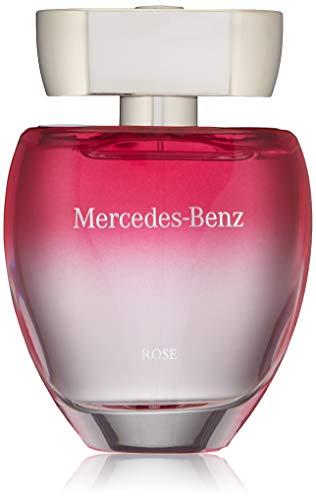 Mercedes-Benz Rose For Women Eau de Toilette Rose Nat. Spray, 90 ml (Mercedes-parfüm)