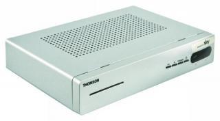 Thomson DSI 12 Pre Satteliten Receiver (ACHTUNG! Kann alle Sender, aber KEIN SKY!)