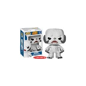 Funko Pop Wampa Flocked – 15 cm (Star Wars 39) Funko Pop Star Wars