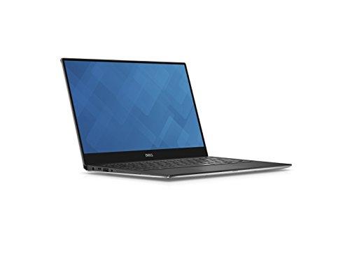 Preisvergleich Produktbild DELL XPS 9360 2.7GHz i7-7500U 13.3Zoll 3200 x 1800Pixel Touchscreen Schwarz,  Silber