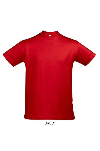 SOL´S Imperial T-Shirt Red
