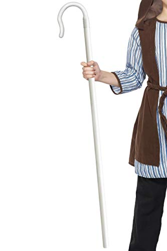 Kostüm Schäfer Kind - Smiffys - Ausziehbarer Schäferstab