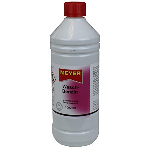 Meyer Waschbenzin 1 Liter (2 Flaschen) | Reinigungsbenzin