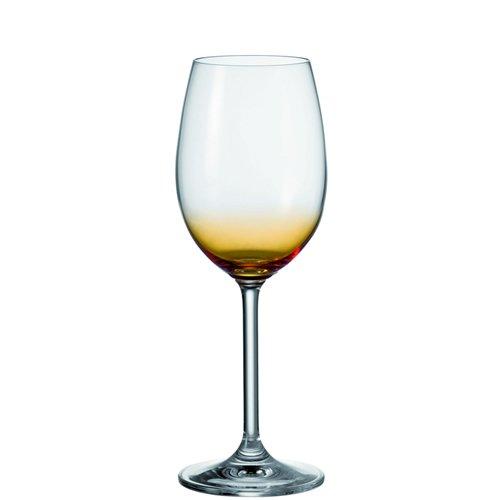 (LEONARDO HOME Weinglas orange Daily Colours)
