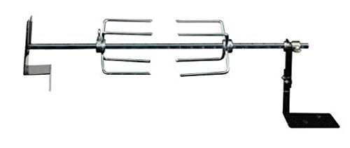 Char-Broil 140 568 - Elektrischer Drehspies fur Char-Broil Thin Grill