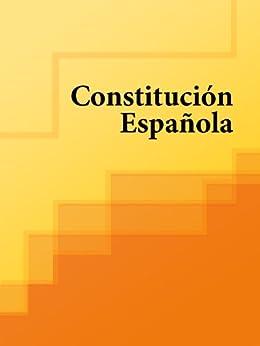 Constitución Española (Spanish) eBook: Los libros de