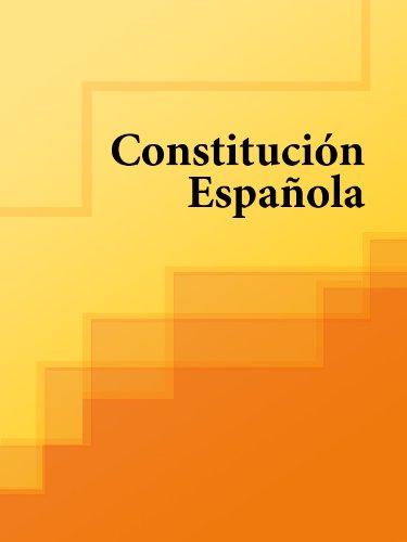 Constitución Española (España) por la literatura jurídica