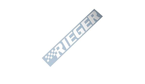 Demupai Windschutzscheibe Banner Aufkleber Vinyl Aufkleber Für Rieger Refitting Vehicle White Letter Baumarkt