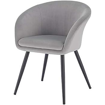 EUGAD 0621BY-1 1 Stück Esszimmerstühle Küchenstuhl
