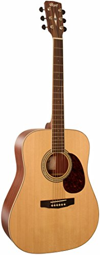 CORT EARTH100-NS Dreadnought Westerngitarre
