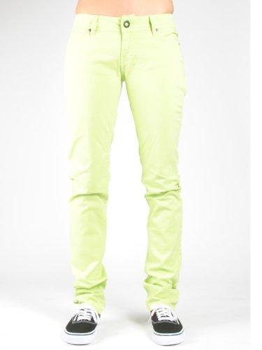 Volcom Damen Jeans Hose Oily Skinny Jeans -