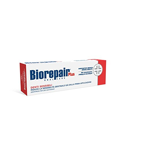 Biorepair Oral Care Plus Denti Sensibili Dentifricio 75ml