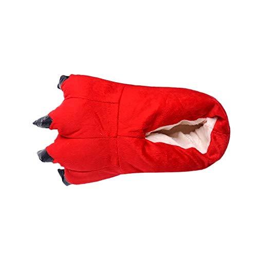 cinnamou Babyschuhe Winter warme Hausschuhe, lustige Tier Pfote Monster Klaue Schuhe Baby Jungen Mädchen Schuhe