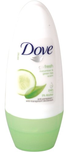 Dove Antiperspirant Roll On Go Fresh Cucumber 50ml