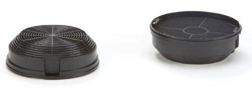 DREHFLEX® - Kohlefilter/Aktivkohlefilter - passend für Bauknecht-Whirlpool - Elica - AMC023 - passend für 481248048212 ersetzt 480122102341