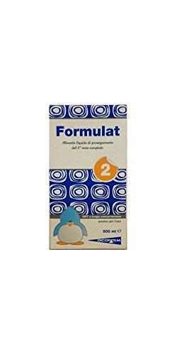 Lait de suite pour enfants liquide indiqué par les 6mois formulat 2500ml