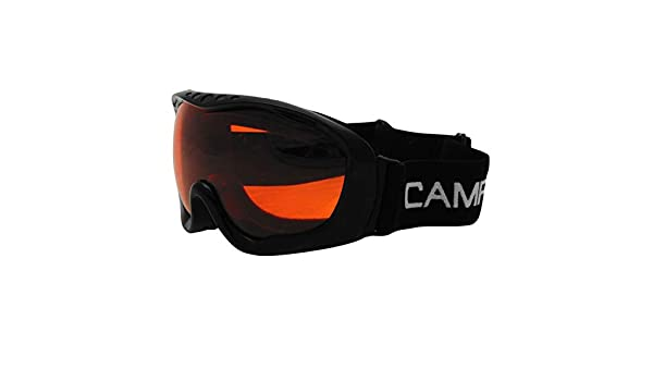 9f20c8af169 Campri Mens Star Ski Goggles Black  Amazon.co.uk  Clothing