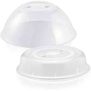 Zusammenklappbarer Mikrowellen-Spritzdeckel-Deckel-Abdeckdeckel-Spritzschutz-K/üchenwerkzeug