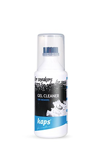 Sneakers Gel Cleaner Betún y reparación de zapatos, Transparente (Neutral), 100.00 ml