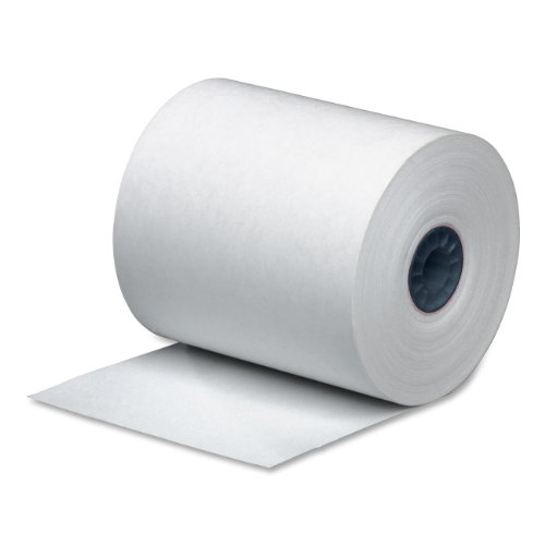 PM Company Perfection POS/schwarz Bild Thermorollen, 7,9cm X 273Füße, weiß, 50pro Karton (05213) (Thermische Kreditkarte Papier)