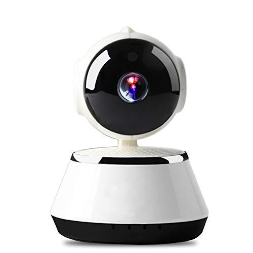 Surveillance cameras Überwachen Sie drahtloses WiFi HD-Kamera-Innenhandy-Fernhauptnachtsicht im Freien 360 Panorama - für Baby/Senior/Haustier - Zyklus-sound-lautsprecher