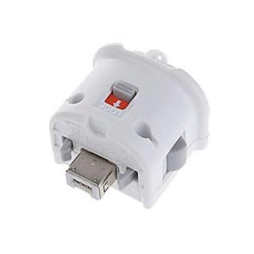 jieGREAT,Adaptateur de capteur Motion Plus pour Nintendo Wii Remote Game  Controller Accessoires