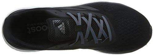 adidas Herren Response Lt M Laufschuhe Black (Negbas / Nocmét / Ftwbla)