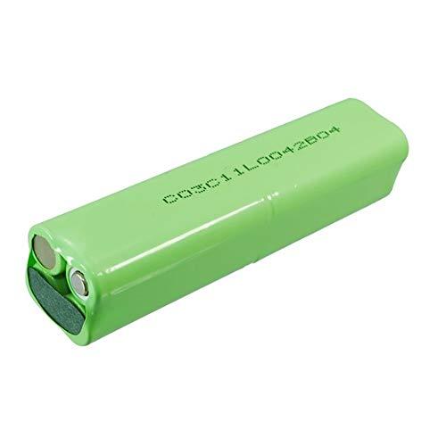 Batterie für Scanner 700mAh / 6.72Wh Spannung 9.6V Barcode, Scanner-Batterie für ALLFLEX PW320 / RS320, grün (Farbe : Grün, Größe : 68.50 x 44.30 x 20.20mm) -