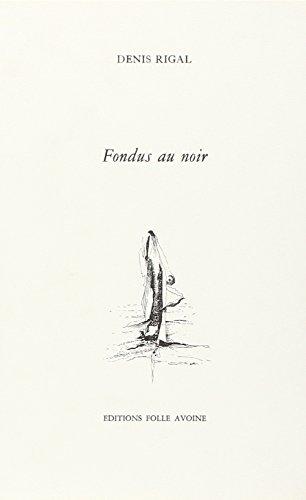 FONDUS AU NOIR