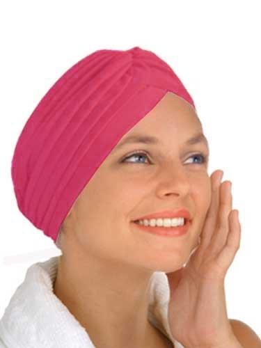 Preisvergleich Produktbild Pink Turban - Bequeme Turban In Nette Pink