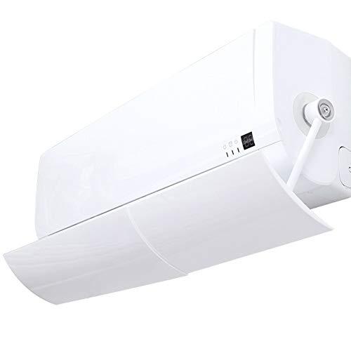 Klimagerät Windabweiser verstellbar Hotel Baffle skalierbar einfach zu installieren Home Use Temperaturkontrolle hängend, Anti-direktes Blasen Abdeckung Indoor