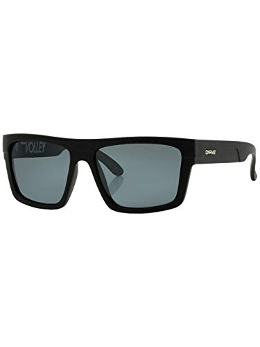 Carve Herren Sonnenbrille Volley Matt Black Smoke