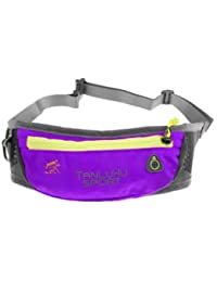 ELECTROPRIME Outdoor Cycling Running Jogging Ultrathin Waist Pack Phone Card Bag Running Belt