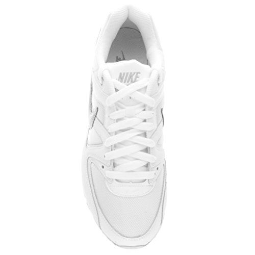 Nike  Air Max Command, Chaussures de running homme Blanco / Gris (White / Wolf Grey-White)