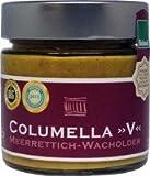 Mostarda Bio Feinkostsenf Columella V (Meerrettich/Wacholder) 200 ml