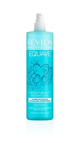 Revlon Equave Hydro Nutritive Detangling Conditioner, 1er Pack (1 x 500 ml)