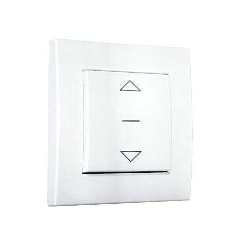 JAROLIFT Interrupteur à bascule Design | Type 2 | Livré
