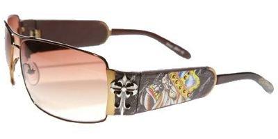 Ed Hardy EHS-017 King of Beasts Dog Sunglasses