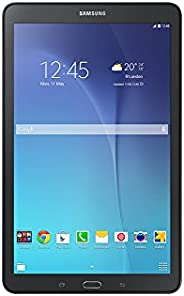Samsung Galaxy Tab E SM-T561 Tablet - 9.6 Inch, 8GB, 1.5GB RAM, 3G, Black