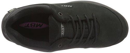 MBT Amara, Chaussures de Gymnastique Femme Noir (Nero)