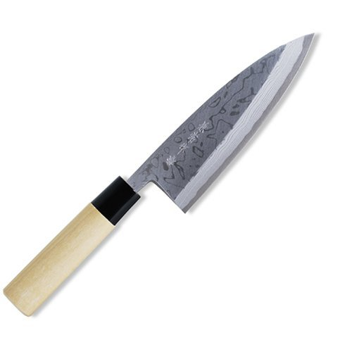 Kane Tsune KC512Deba Messer Japanischen Stahl/Holz Beige/Edelstahl 31x 5,3x 2,3cm