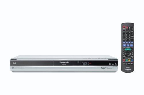 Panasonic DMR-EX93CEGS DVD-Rekorder 250 GB (HDMI, DivX-zertifiziert, DVB-C, DVB-T, USB 2.0) silber