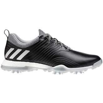 adidas Damen Adipower 4orged Golfschuhe, Schwarz (Negro/Plata Ac8351), 39 1/3 EU