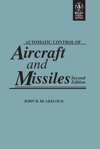 Automatic Control of Aircraft and Missiles