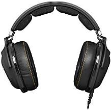 SteelSeries 5Hv3 - Auriculares de diadema cerrados (16 Hz - 28 kHz, 40 Ω, 110 dB, 2 x 3.5 mm), color negro