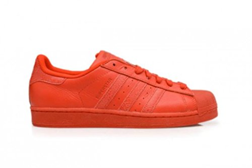 adidas originaux superstar baskets pour hommes S31641 Baskets RED/RED/RED S75538