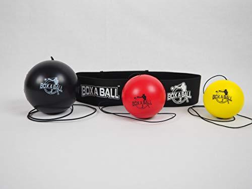 boxaball 2.0 - Bola de Boxeo para relajación y Entrenamiento de coordinación