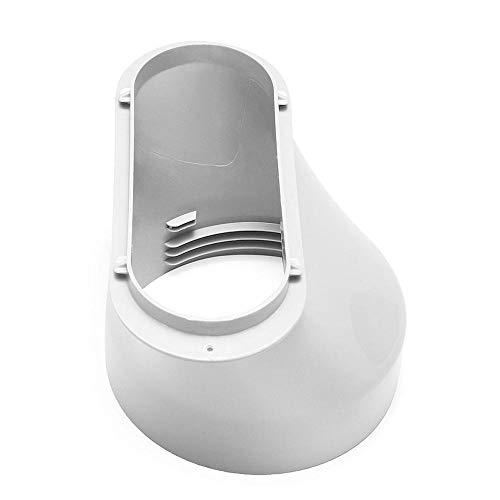 MOGOI Fenstergleit-Kit-Platte, 6-Zoll-Fensteradapter für tragbare Klimaanlage Tragbares AC-Entlüftungs-Kit Abgasschlauch-Verbindungs-Kit